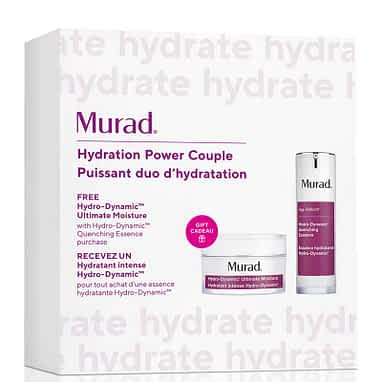 Hydration Power Couple Set Box
