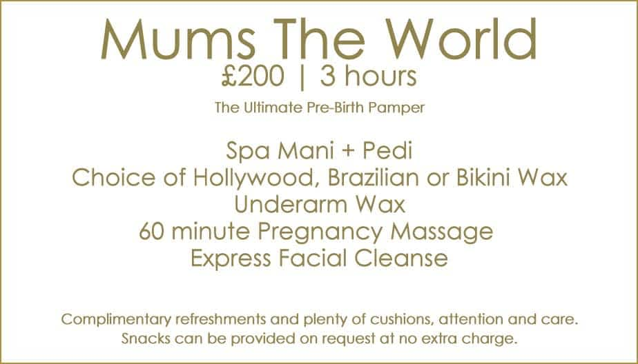 Pregnancy Package Mums The World