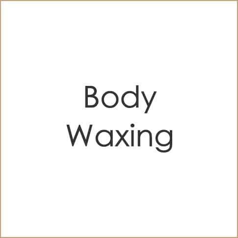 Body Waxing at Queen B London