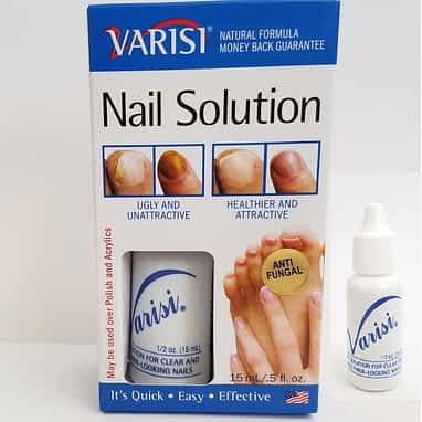 Varisi Anti-Fungal Nail Solution Queen B