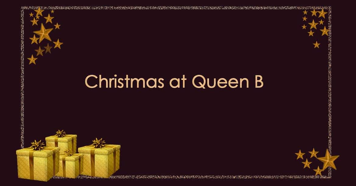 Christmas At Queen B Croydon