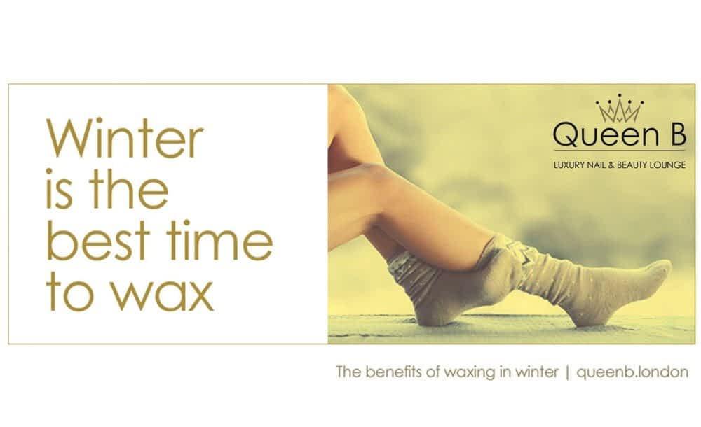Waxing in Winter