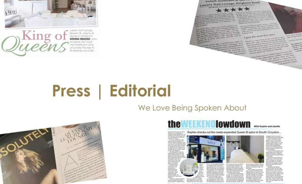press awards reviews editorial queen b