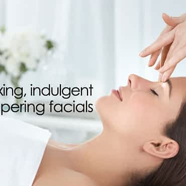 Facials at Queen B