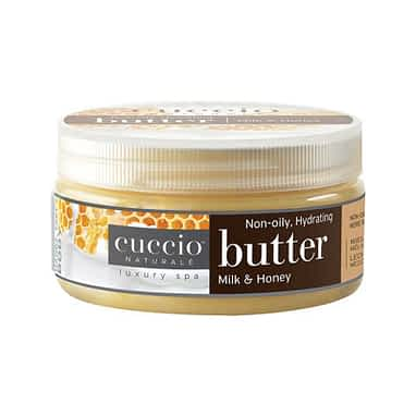 Cuccio Milk and Honey butter 2oz