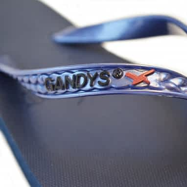 Gandys Lapis Slim Line Metallics strap