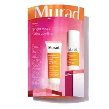 Bright Vibes Murad Skincare Christmas gifts