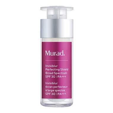 Murad Invisiblur Perfecting Shield SPF 30 London