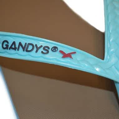 Gandys Zircon Blue Originals strap