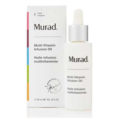 Murad multi vitamin infusion oil boxed