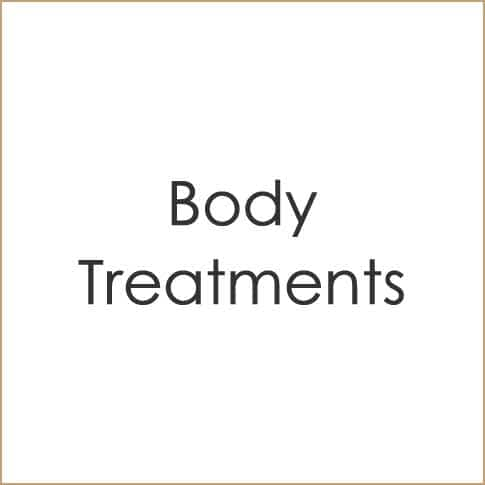 Body Treatments at Queen B London