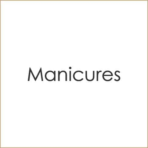 Manicures at Queen B London