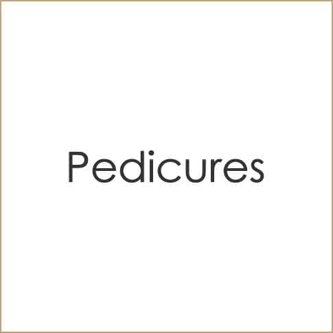 Pedicures at Queen B London