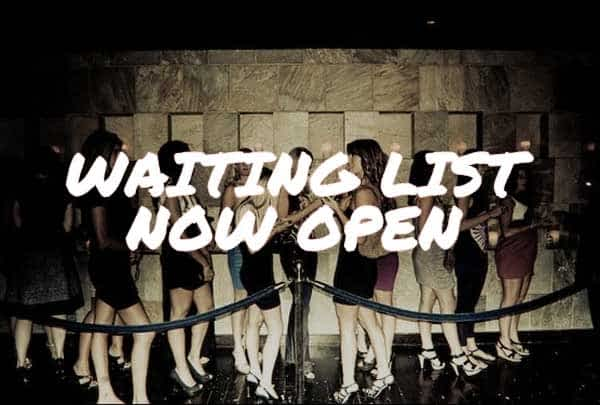 waiting-list-now-open