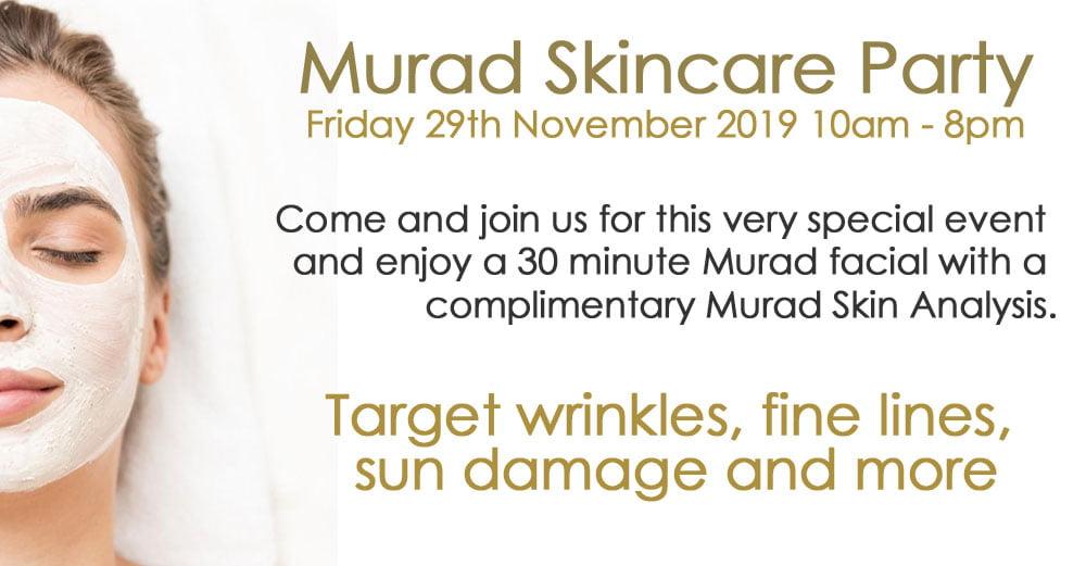 Murad Skincare Party