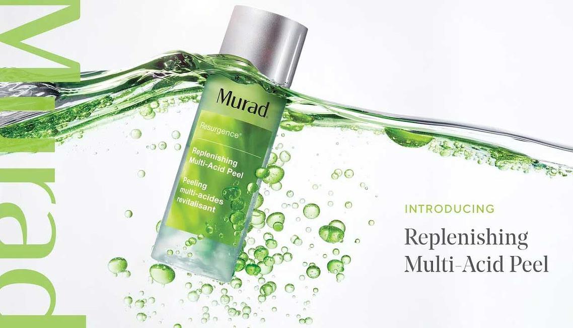 Murad Replenishing Multi Acid Peel Revealed