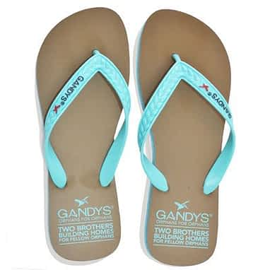Gandys Zircon Blue Originals