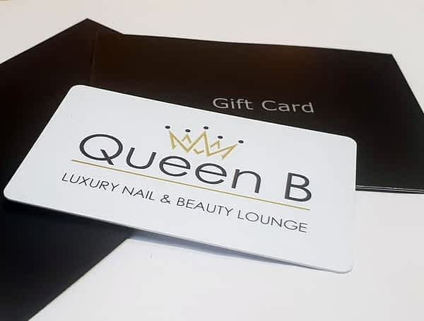 Queen B Luxury Nail & Beauty Lounge Gift card