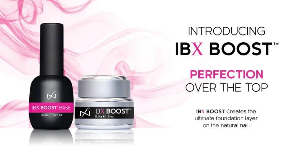 ibx boost natural nails